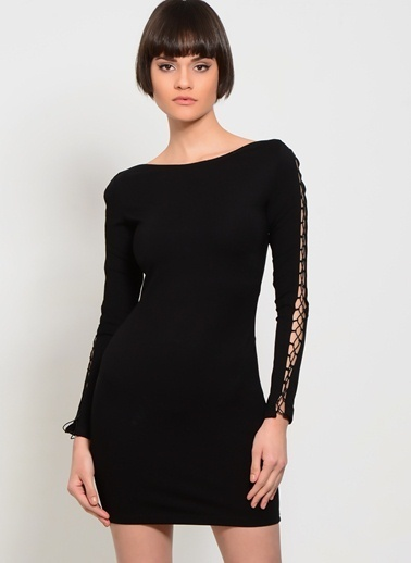 Wyldr Elbise Siyah